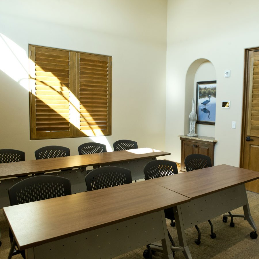 Opti Classroom - Lakeview Event and Conference Center