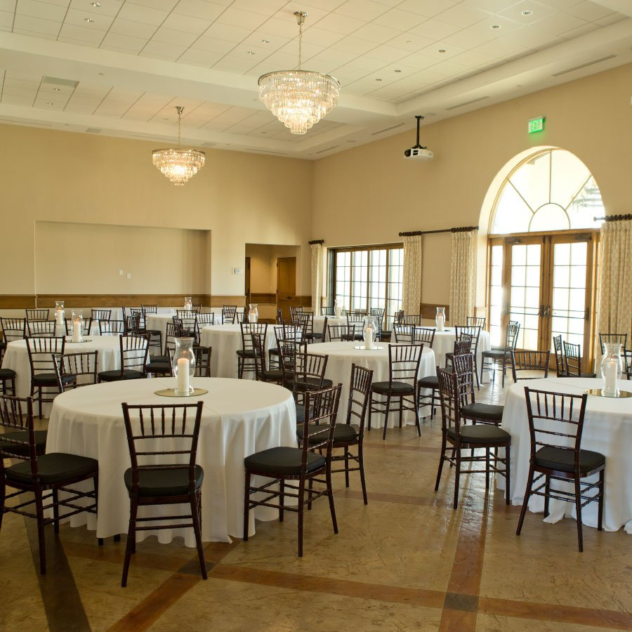 Commodore Ballroom Terrace - Lakeview Event and Conference Center