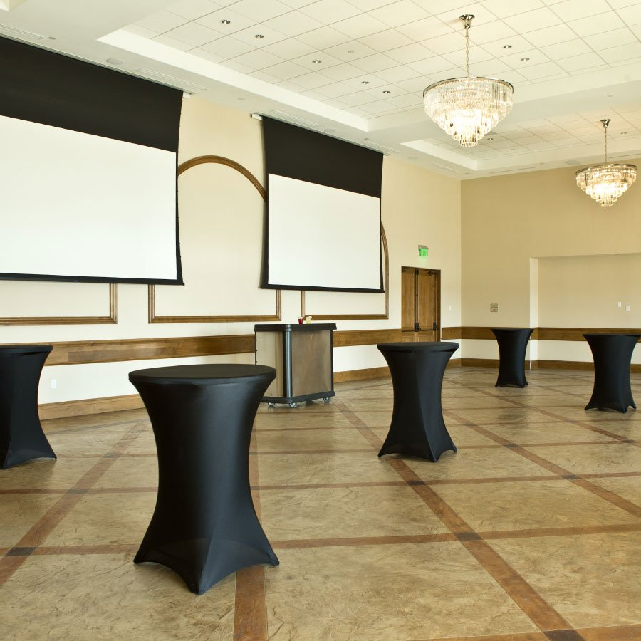 Commodore Ballroom - Lakeview Event and Conference Center